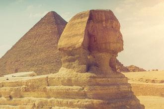 Giza, Il Cairo - Egitto
