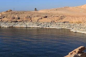 Panoramica Lago Nasser, Egitto - Africa