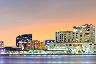 Panoramica New Orleans, Stati Uniti - America