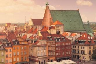 panorama, Varsavia - Polonia