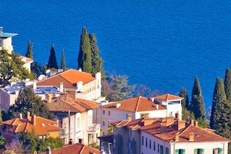 panorama, Abbazia - Croazia