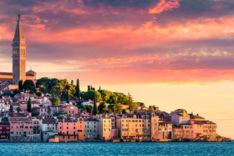 Panoramica Istria, Croazia - Europa