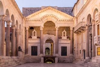 Palazzo di Diocleziano, Spalato - Croazia