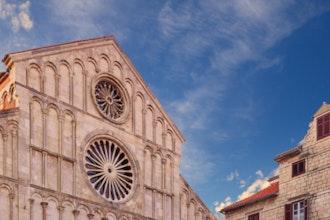cattedrale, Zara - Croazia