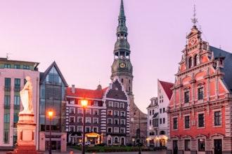 Città Vecchia, Riga - Lettonia