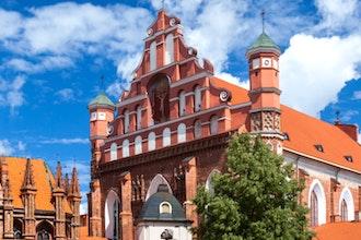 chiesa di Sant'Anna, Vilnius - Lituania