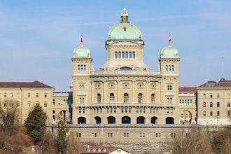 Bundenshaus, Berna - Svizzera