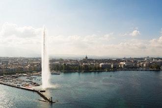 panorama, Ginevra - Svizzera