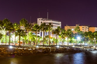 panorama, Limassol - Cipro