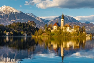 isola di Bled, Bled - Slovenia