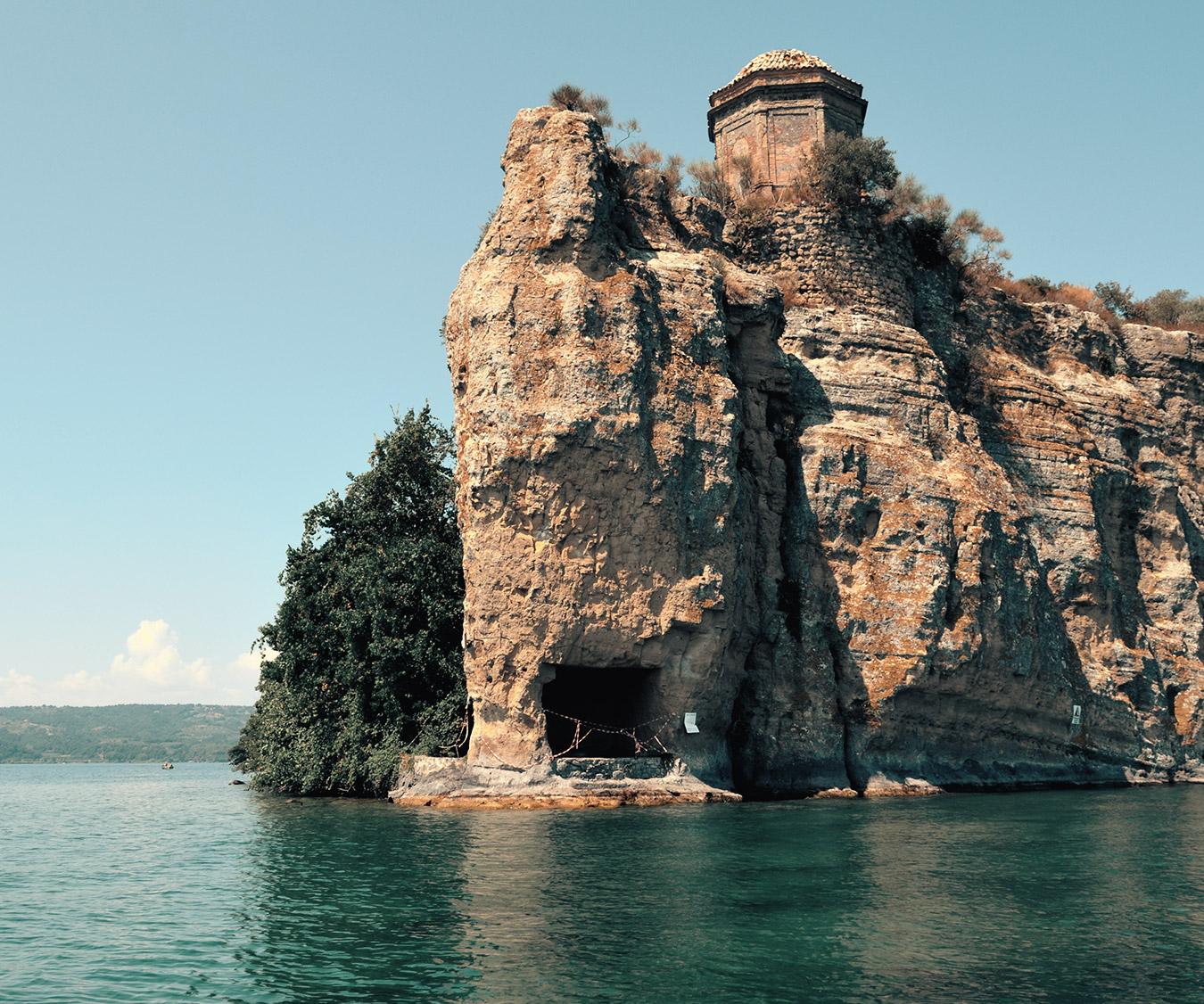 Lago di Bolsena, Lazio - Italia